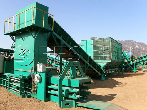 Automatic Solid Waste Segregation System