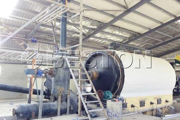 Fully Automatic Plastic Pyrolysis Plants