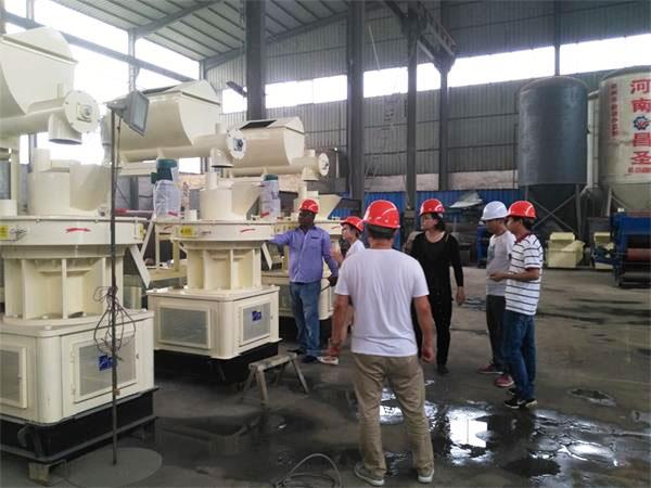 reliable rice husk pellet making machine manufacturer