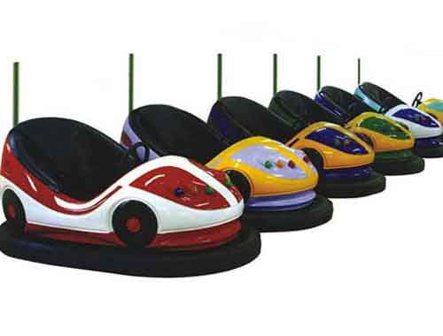 Electric Powered Bumper Cars