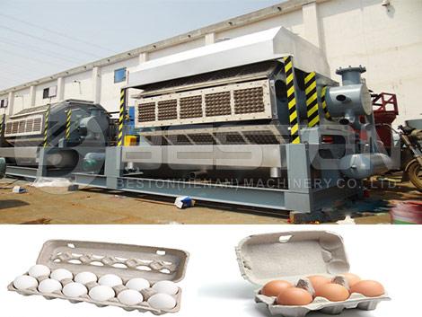 Egg Carton Making Machine
