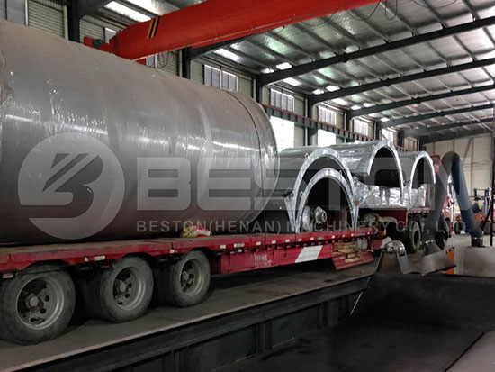 How to Select the Right Waste Tyre Pyrolysis Plant